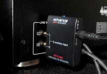 Récepteur sans fil Bluetooth : pour écouter la musique sur sa chaîne Hi-Fi.