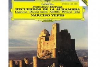 Album : Recuerdos de La Alhambra.
