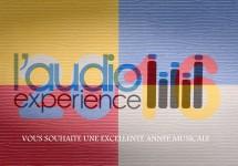 L'audioexperience vous souhaite une excellente année musicale.