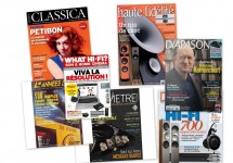 Les revues qui parlent de la Haute-Fidélité.