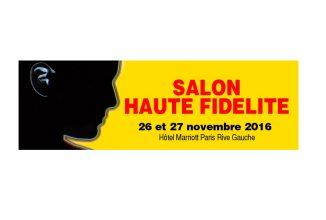 Salon Haute-Fidélité 2016.
