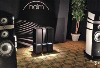 Le Statement de NAIM AUDIO, pour la 1ère fois en France.