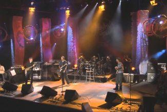 Festival de jazz à Montreux.