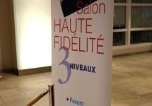 Le Salon Haute-Fidélité 2016, mon équation par 3.