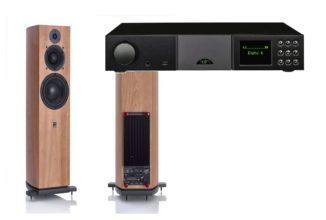 Un couple d'anthologie : ATC SCM40A et NAIM NAC-N 272.