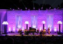 Musiques à Bagatelle : 4 nuits d'exception pour cette année 2017.