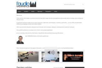 Comment est né L'audioexperience ?