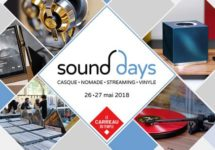 Sound Days 2018 : le reportage.