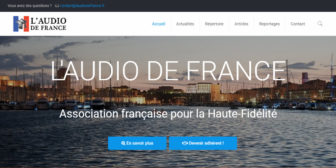 L'Audio de France a son site.