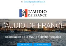 L'Audio de France a son site.